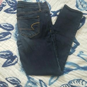American Eagle Stretch Jegging Jeans